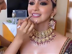 Eshanya maheshwari hottest cleavage and dressing