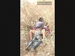 Desi couple outdoors – New Video