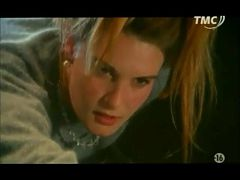 Unknown Film - Beautiful Girl With Father Best Friend