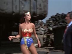 Linda Carter-Wonder Woman - Edition Job Best Parts 22