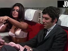Bob and Carol and Ted and Alice(1969), swinger sex scenes